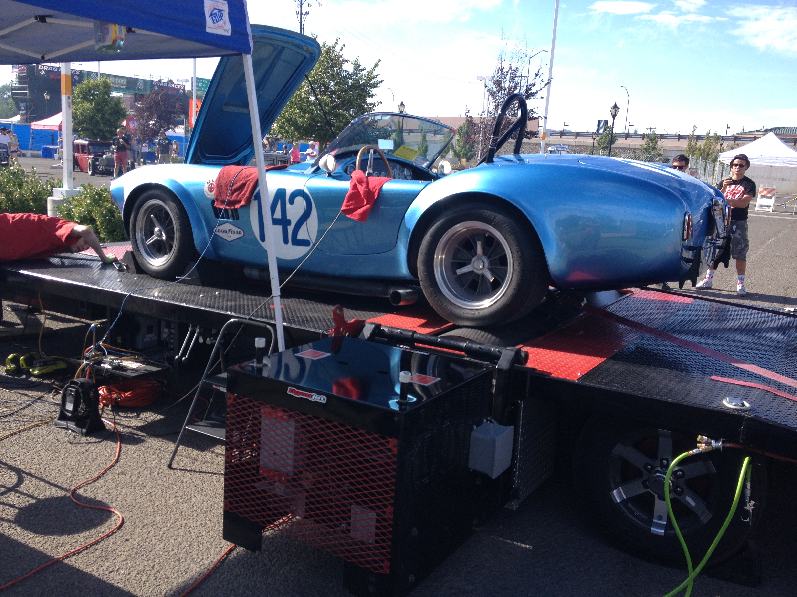 Mobile Dyno Information MCE Racing